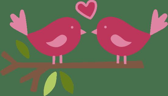 Wedding Lovebirds