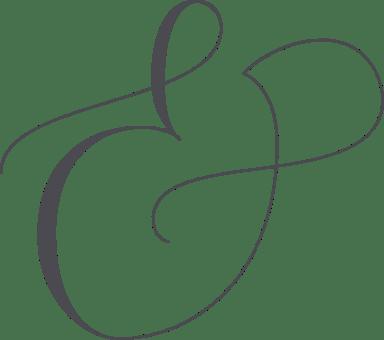 Cradling Ampersand