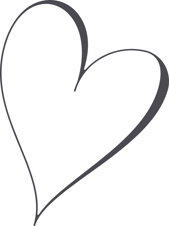 Tipping Heart