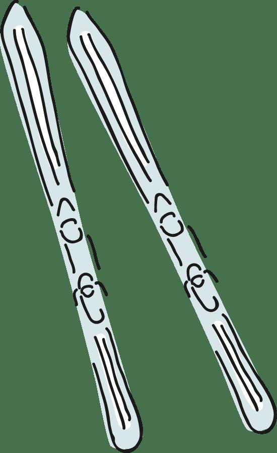 Nordic Skis