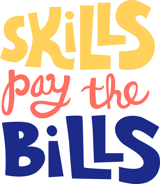 Pay the Bills Text