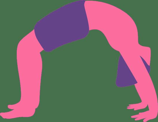 Upward Bow Pose