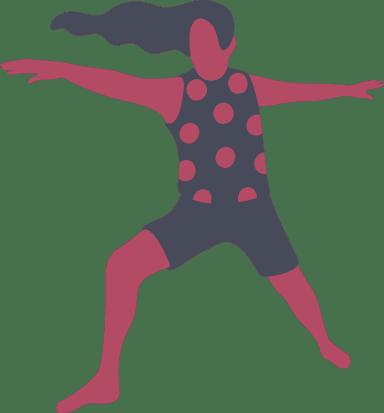 Warrior II Pose