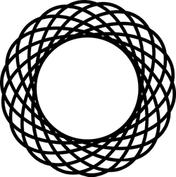 Conduit Spirograph