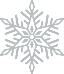 Rounded Snowflake