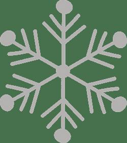 Nordic Ball Snowflake