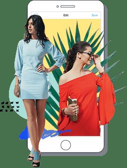 Mobile App   PicMonkey