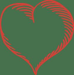 Shaded Heart