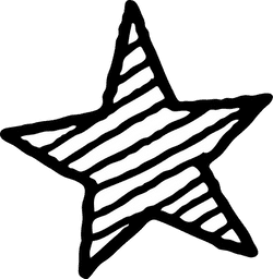 Striped Star