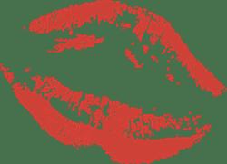 Sparse Lip Print