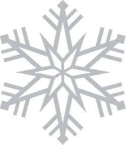 Sharp Snowflake