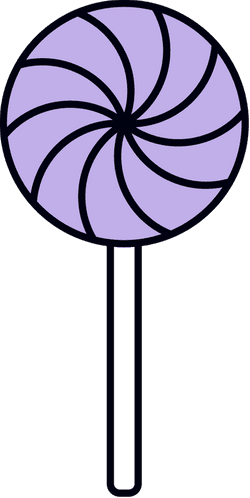 Lollipop Twirl