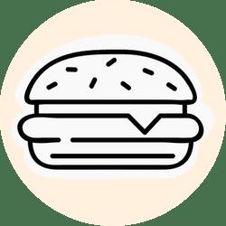 Basic Cheeseburger