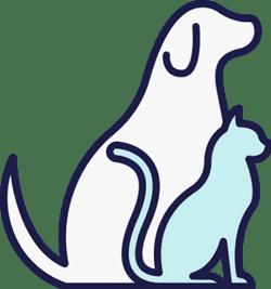 Iconic Cat & Dog