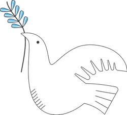 Olive Branch Dove