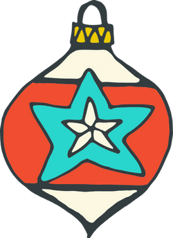 Ornament & Star