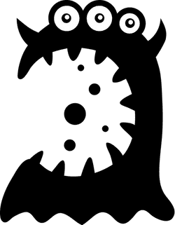 Big Mouth Creature