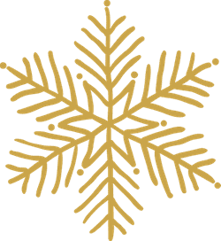 Pine Snowflake