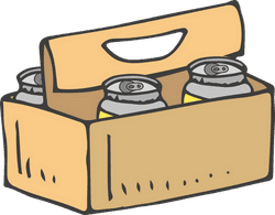 Pack of Beer