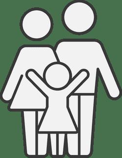 Woman, Husband & Kid