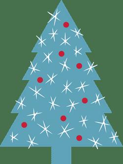 Sparkling X-Mas Tree