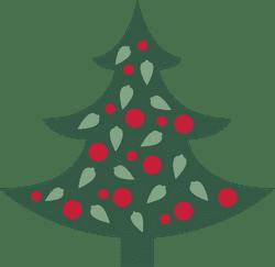 Bedecked X-Mas Tree