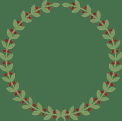 Little Holly Wreath