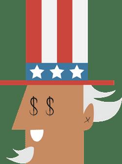 Prosperous Uncle Sam