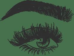 Eye & Angled Brow