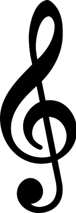 G Clef Sign