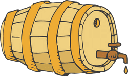 Tapped Barrel