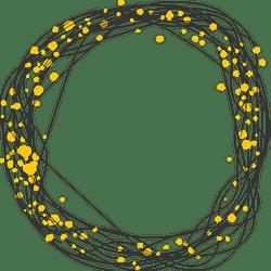 Shaded Sketchy Circle
