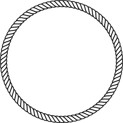 Endless Rope Circle