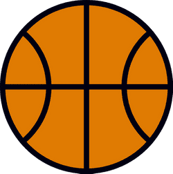 Graphic Basketball