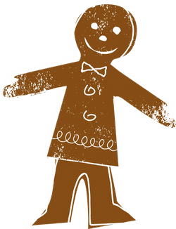 Gingerbread Gentleman