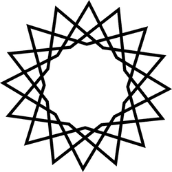 Spiked Spirograph