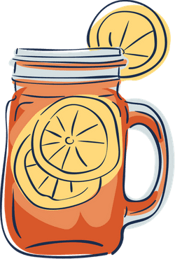 Iced Tea Jar