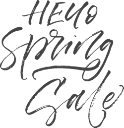 Hello Spring Sale