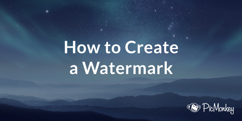 Watermark Photos the Easy Way with PicMonkey | PicMonkey