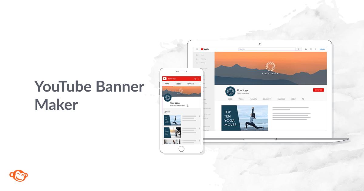 Youtube Banner Maker | PicMonkey