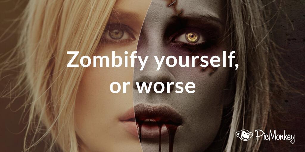 Zombify | PicMonkey