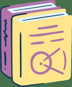 Drawn Math Textbooks