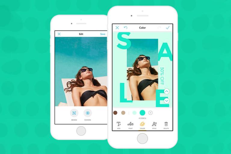 Mobile App | PicMonkey