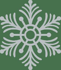 Wispy Snowflake