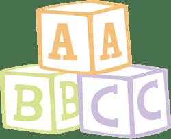Alphabet Blocks
