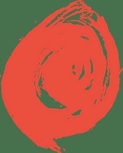 Oval Brushstroke