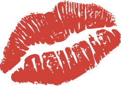 Full Lip Print