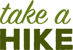 Take A Hike Text