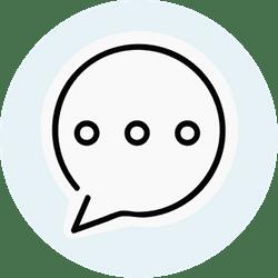 Basic Speech Bubble