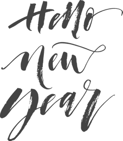 Hello New Year Script